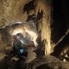 Hessenhauhöhle: Blaubach; Foto: Andreas Schober (c) Arge Blaukarst