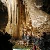 Hessenhauhöhle: Nordblau; Foto: Andreas Schober (c) Arge Blaukarst