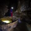 Falkensteiner Höhle 15-07-17 Badewanne - Foto: Georg Taffet und Mike Moldovan