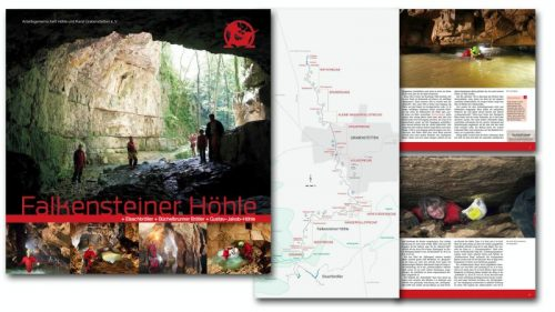 BroschureFalkensteiner Höhle